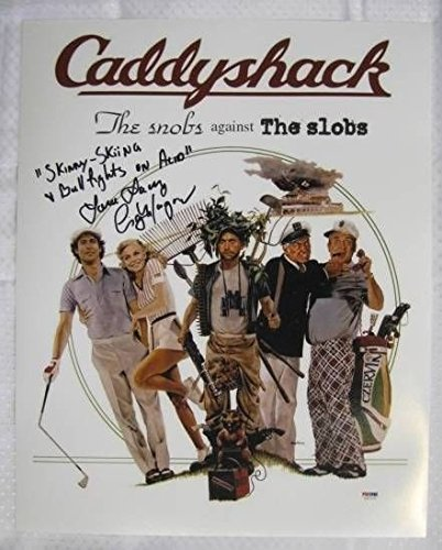 Cindy Morgan Signed Caddyshack 16x20 Inscribed Lacy Underall Photo Autograph PSA/DNA w/ COA w/ OC Dugout Hologram C -