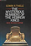 img - for Mysterious Numbers of Hebrew Kings by Edwin Richard Thiele (1984-04-01) book / textbook / text book