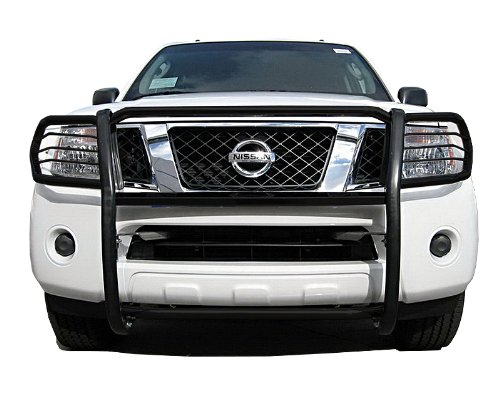 07 nissan frontier brush guard - 9