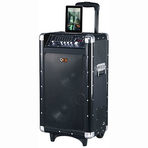 Bluetooth Tailgater PA Speaker Computers, Electronics, Office Supplies, Computing by QFX