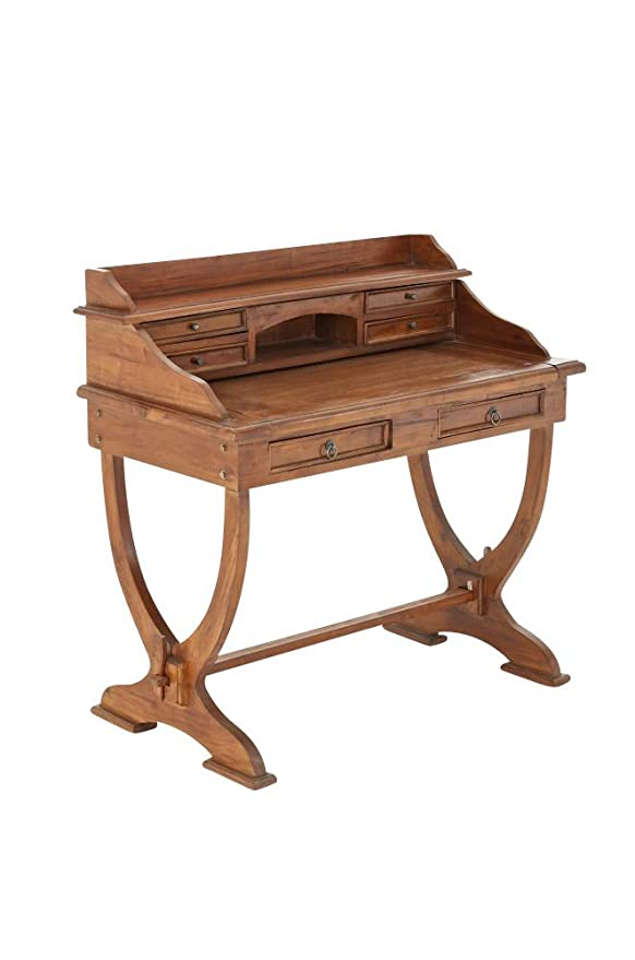 CLP hecho a mano escritorio AGASIA de madera de caoba (de hasta 8 ...