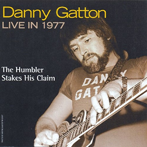 Live in 1977: The Humbler Stakes His Claim by CD