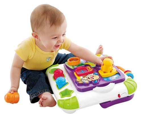 Fisher-Price Laugh and Learn Apptivity Creation Center by Fisher-Price [Toys & Games]