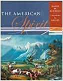 By David M. Kennedy - The American Spirit: United States History as Seen by Contemporaries, Volume I: 11th (eleventh) Edition
