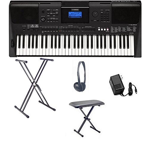 yamaha psr e453 big bundle keyboards zone. Black Bedroom Furniture Sets. Home Design Ideas