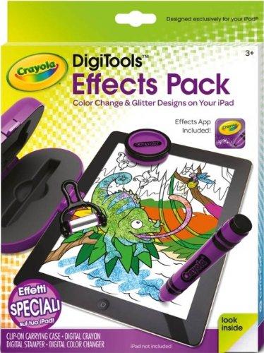 Crayola DigiTools Glitter Effects Creativity