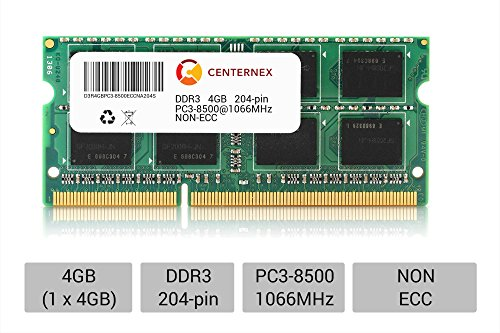 4GB Module MacBook Late 2009 Mid 2010 A1342 MC207LL/A MC5...