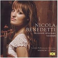 Nicola Benedetti plays Vaughan Williams & Tavener