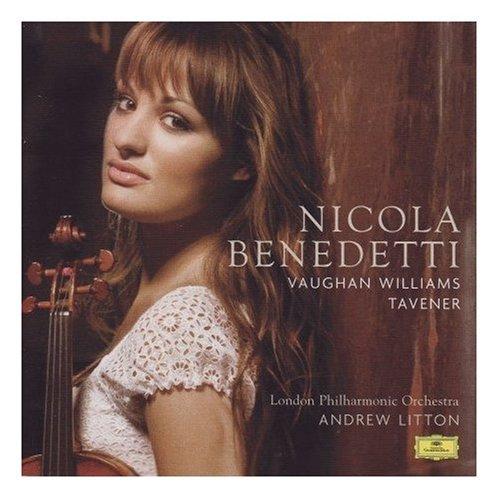 Nicola Benedetti plays Vaughan Williams & Tavener by BENEDETTI,NICOLA