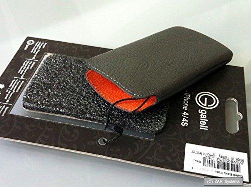 Galeli G-I4EASY-07 Easy Schutzhülle für Apple iPhone  4/4S grau
