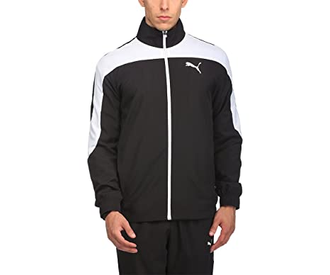 3a071457306e Puma Men s Tracksuit  Amazon.in  Clothing   Accessories