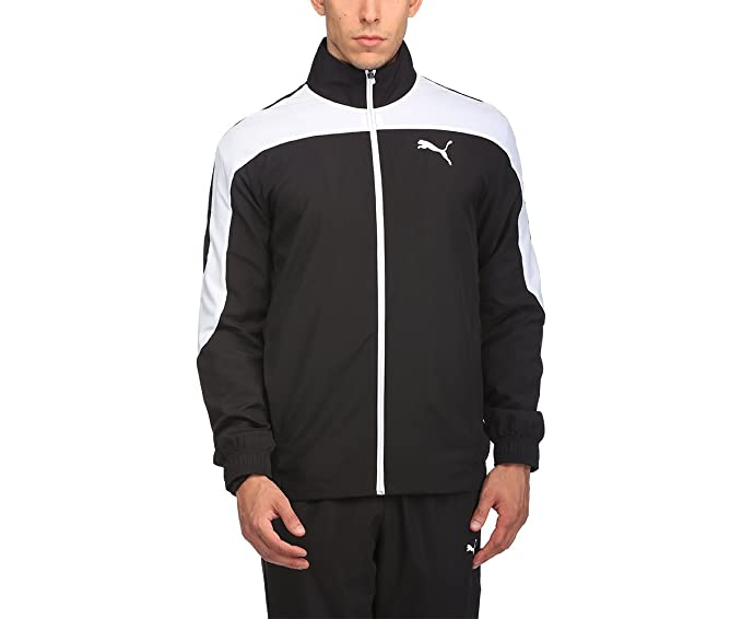 07292e75043c Puma Men s Tracksuit  Amazon.in  Clothing   Accessories
