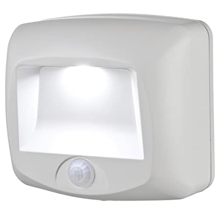 Merveilleux Mr. Beams MB530 Wireless Battery Operated Indoor/Outdoor Motion Sensing LED  Step