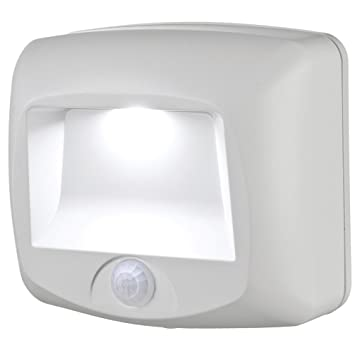 cordless indoor outdoor motion sensor led light. mr. beams mb530 wireless battery-operated indoor/outdoor motion-sensing led step cordless indoor outdoor motion sensor led light