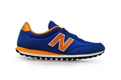 new balance bleu et orange