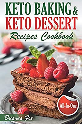 Keto Baking And Keto Dessert Recipes Cookbook Low Carb Cookies