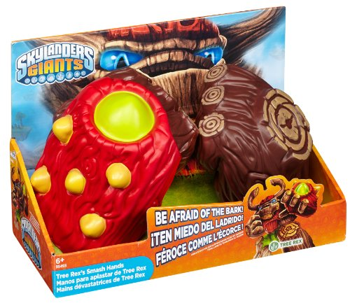 Skylanders Tree Rex's Smash Hands