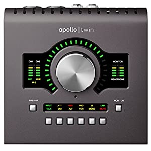 Universal Audio Apollo Twin MKII Duo (APLTWDI...