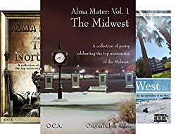 Alma Mater (4 Book Series) by  Original Clyde Aidoo Original Clyde Aidoo