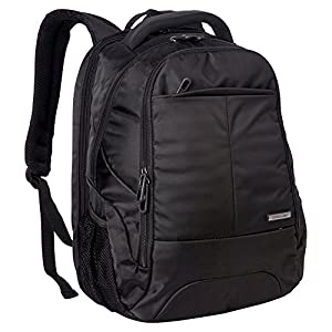 Amazon.com: Samsonite Classic Business PFT Laptop Backpack (Black ...