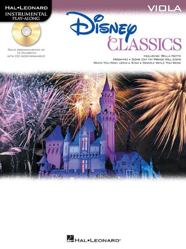 Disney Classics: for Viola Instrumental Play-Along Pack (Hal Leonard Instrumental Play-Along) pdf