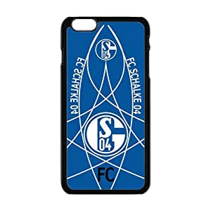 FC Schalke 04 Brand New And Custom Hard Case Cover Protector For Iphone 6 Plus