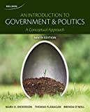 img - for An Introduction to Government and Politics: A Conceptual Approach book / textbook / text book