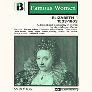 Elizabeth I, 1533-1603 Performance