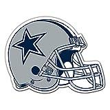"""Fremont Die NFL Shop Authentic 12"""" Magnet Team Banner Helmet/Logo (Dallas Cowboys)"""
