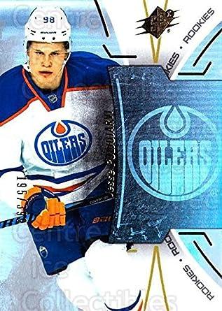 ba52f26c6 (CI) Jesse Puljujarvi Hockey Card 2016-17 Spx Rookies JP Jesse Puljujarvi