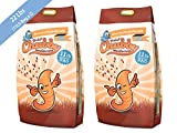 Chubby Mealworms Bulk Dried Mealworms for Wild Birds, Chickens etc. (22Lbs)