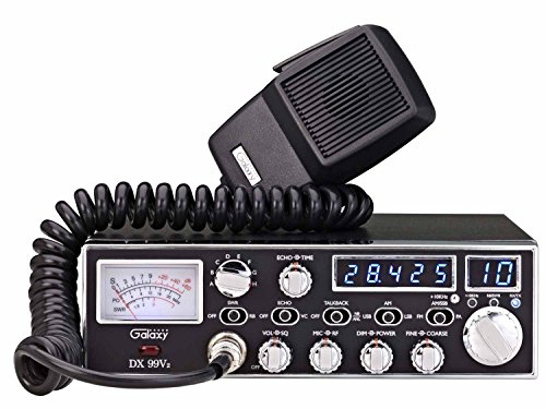 Galaxy DX-99V2 Mobile Amateur Radio (Cb Galaxy Meter 10 Radios)