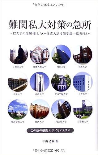 難関 私立 大学