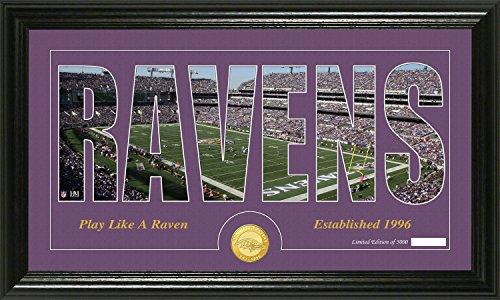 Baltimore Ravens Coin Set - 1