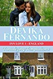 Tantalizing Temptations: A Bed & Breakfast Romance set in England (Inn Love Book 1)