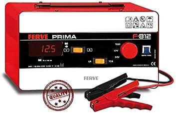 Ferve F812 - Cargador Bateria F.812: Amazon.es: Bricolaje y ...