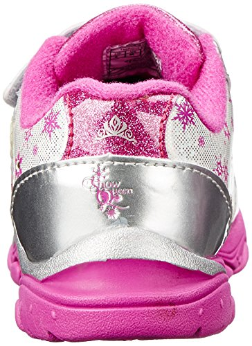 Shoes Disney Character Elsa White Anna Sneaker Josmo Frozen Light and Pink up E5O4x5dqw