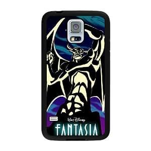 The best gift for Halloween and Christmas Samsung Galaxy S5 Cell Phone Case Black Freak badass Chernabog by disney villains VIK9154386