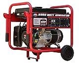All Power America APGG6000, 6000 Watt Generator, 6000W Gas Portable Generator, EPA Certified