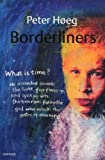 Front cover for the book Borderliners by Peter Høeg