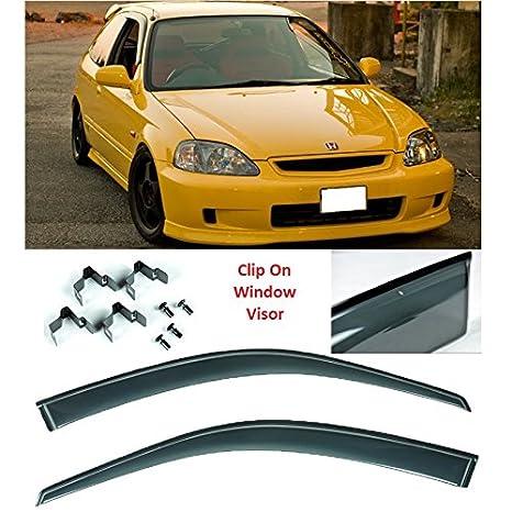 1 pc Front Emblem H red Genuine JDM Honda Civic Ek9 Type-R  96-00 EG 92-95