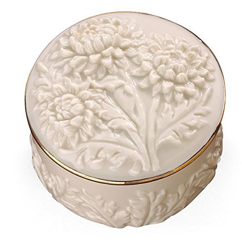 Lenox Mum Covered Box