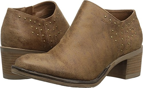 Carlos by Carlos Santana Women's Conroy Ankle Boot, Camel, 8 Medium US