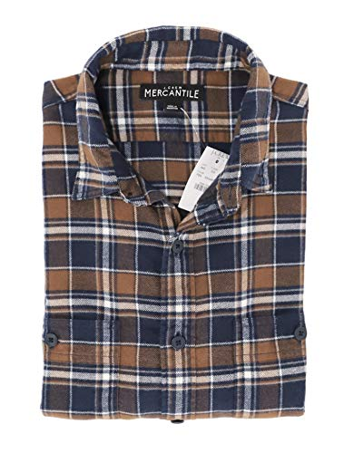 J.Crew Mercantile Men's Slim Fit Flannel Shirt (Medium, for sale  Delivered anywhere in USA