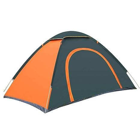 2 Person Beach Tent Ultralight Folding Automatic Open Tent Family Tourist Fish Camping Anti-Uv-Green