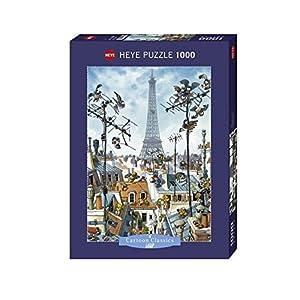Heye Puzzle Torre Eiffel 1000 Pezzi 29358