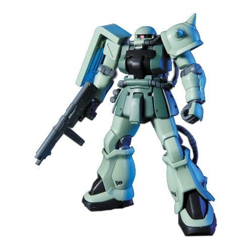 MS-06F-2 Zaku II F2 Zeon Type GUNPLA HGUC High Grade Gundam 1/144