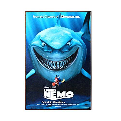 Silver Buffalo NM0836 Disney Pixar Finding Nemo Bruce Wood W