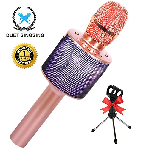 Best Microphone Stand Rose Gold All Next