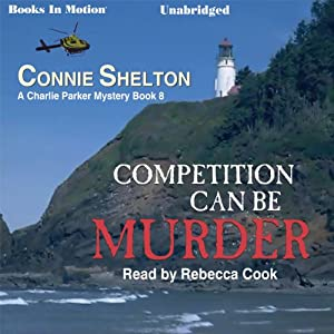 Competition Can Be Murder Audiobook